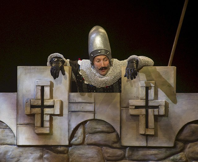 Monty Python S Spamalot Is Superbly Silly This West