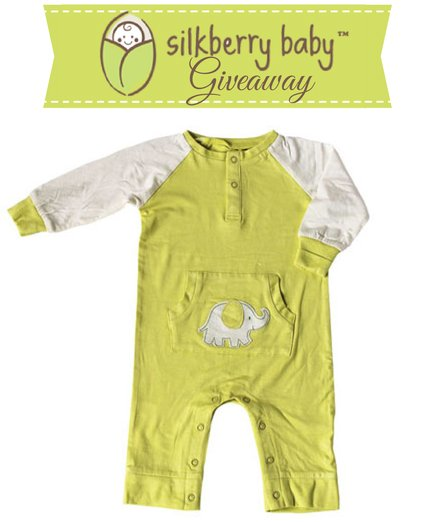 Enter to win a Silkberry Baby Bamboo Romper (US/CAN, 7/7)
