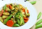 Ginger Garlic Stir Fried Vegetables #Recipe