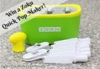 Win a Zoku Quick Pop Maker for Yummy Summer Fun #Giveaway {Closed}