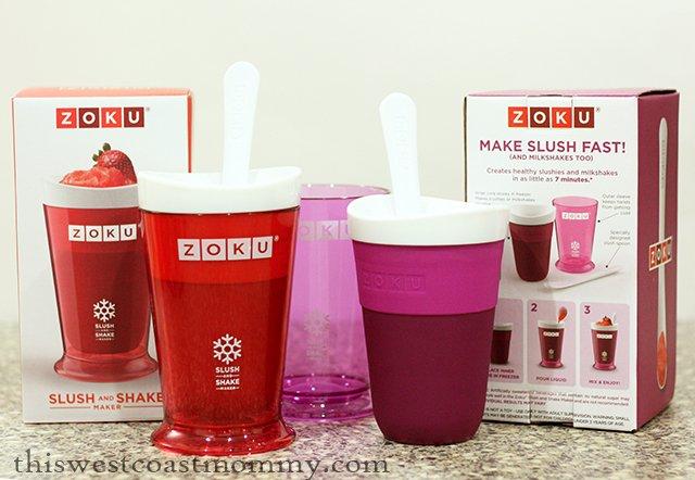 Zoku Shake & Slush Maker
