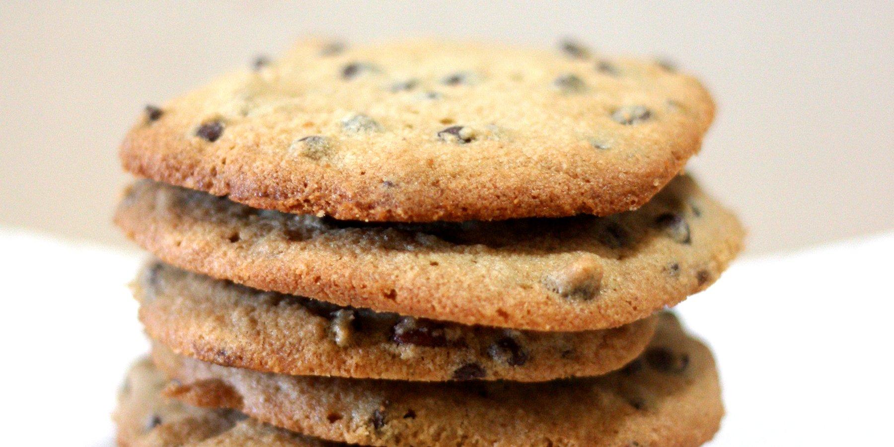 Almond Flour Chocolate Chip and Pecan Cookies #GlutenFree Recipe ...