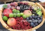 Fruity Fluff #ClothDiapers #Giveaway {Closed}