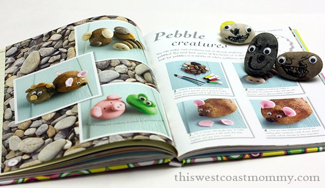 Pebble Creatures