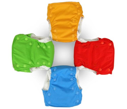 BabyKicks Premium Pocket Diaper