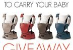 Hipster Baby Carrier #Babywearing Giveaway {Closed}