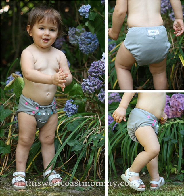 Lalabye Baby OS Bamboo Diaper Review