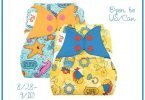 Flip'n Out Over Spence and Marie! Flip Covers #ClothDiapers #Giveaway {Closed}