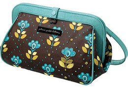 Petunia Pickle Bottom Cross Town Clutch Brilliant Brussels
