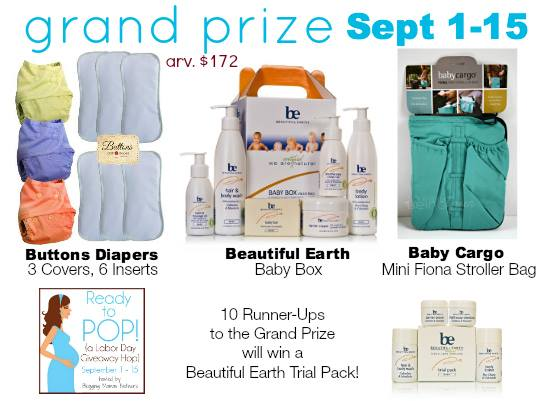 Ready to Pop Grand Prize