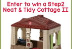 Step2 Neat & Tidy Cottage II #Giveaway {Closed}