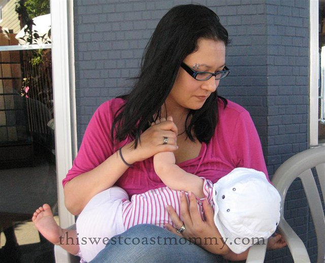 Breastfeeding at a year is normal and biologically appropriate