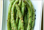 Chili Garlic Green Beans #Recipe