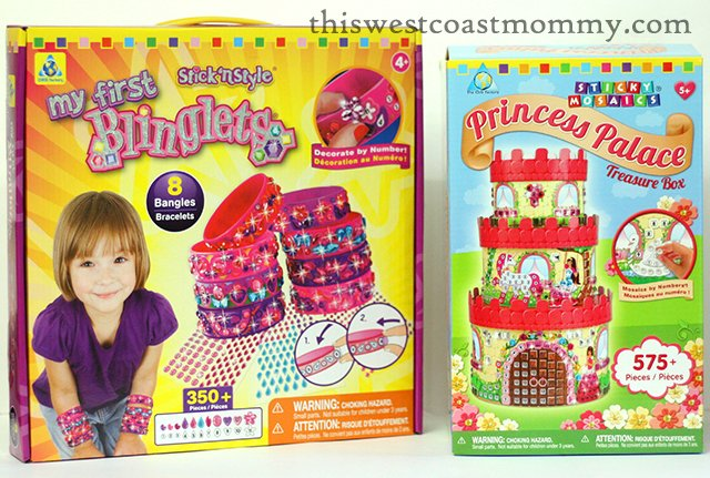 Win 2 Orb Factory Craft Kits (US/CAN, 9/6)