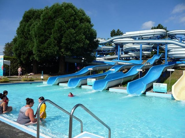 Splashdown water slides