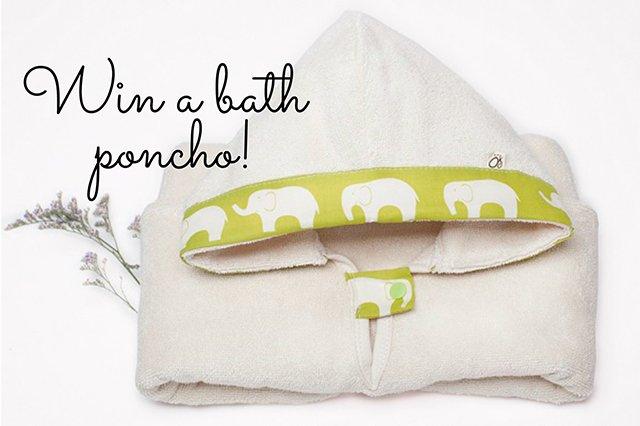 win a bath poncho