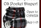 Rumparooz One Size Pocket #ClothDiaper #Giveaway {Closed}