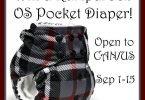 Rumparooz One Size Pocket #ClothDiaper #Giveaway {Closed}