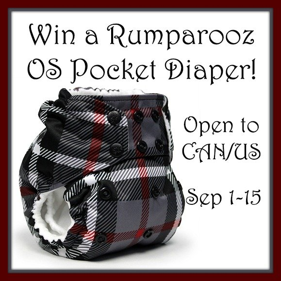 win a rumparooz OS pocket diaper