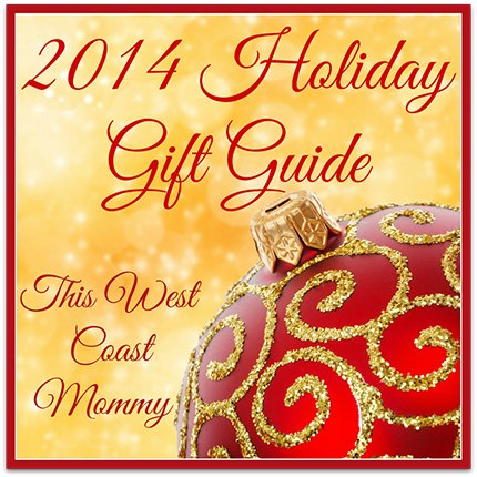 This West Coast Mommy Holiday Gift Guide 2014