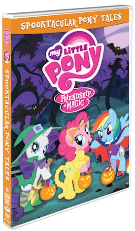 MLP Spooktacular Pony Tales