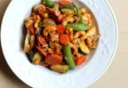 Paleo Spicy Cashew Chicken Stir Fry Recipe