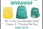 FuzziBunz #ClothDiaper Trial Starter Package #Giveaway {Closed}