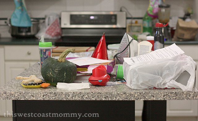 6 Things I Gave Up When I Had Kids: A Clean House