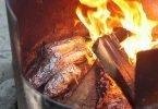 Fire Roasted Sweet Potatoes #Recipe