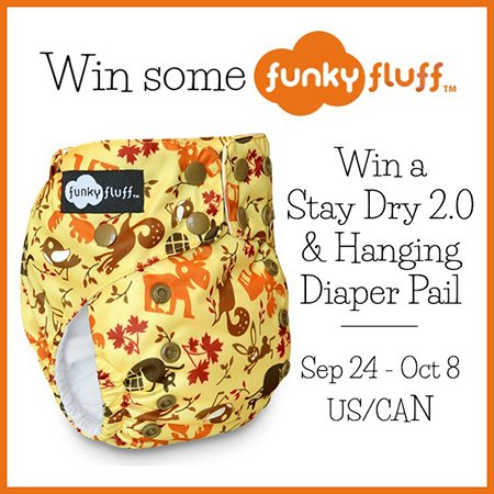 win Stay Dry Funky Fluff