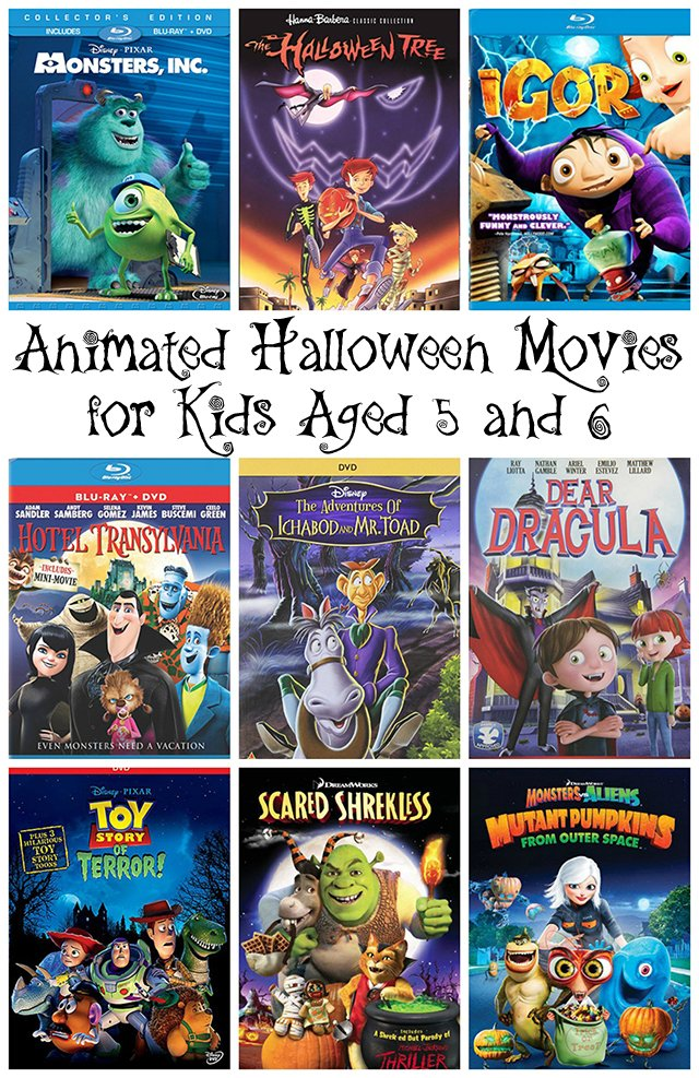 27 Family-Friendly Animated Movies for Halloween | This West Coast ...