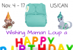 It's a Birthday bumGenius 4.0 Diaper Giveaway! {Closed}