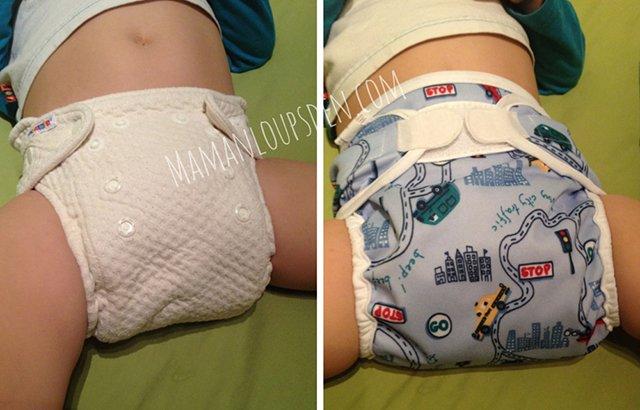 Dimple Diaper