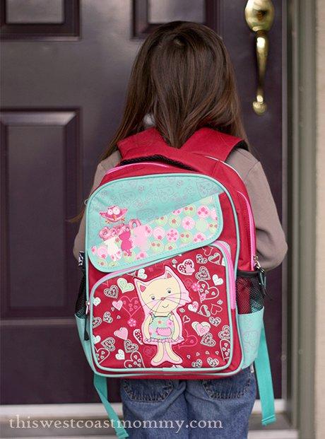 Gazou 14 inch Preschol Backpack