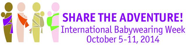 International Babywearing Week 2014