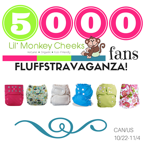 Lil Monkey Cheeks 5000 fans giveaway