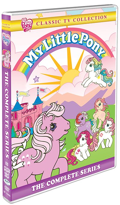 MLP Classic Collection Box Art