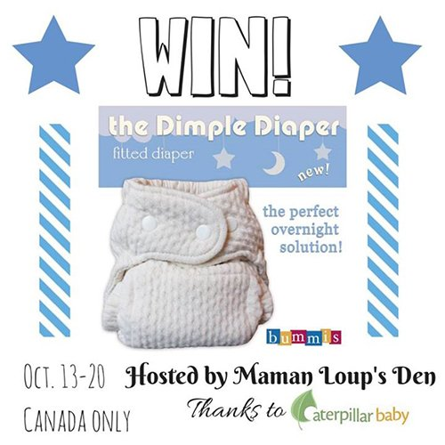 Win a Dimple Diaper