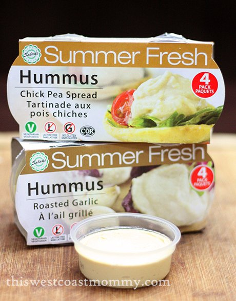 mini hummus