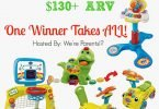 Win Four VTech Toys for the Holidays {Giveaway Closed}