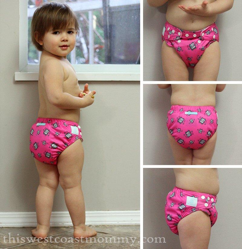 Charlie Banana diaper review