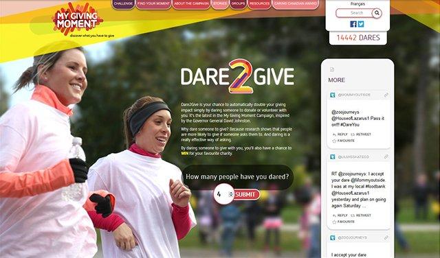 Dare2Give