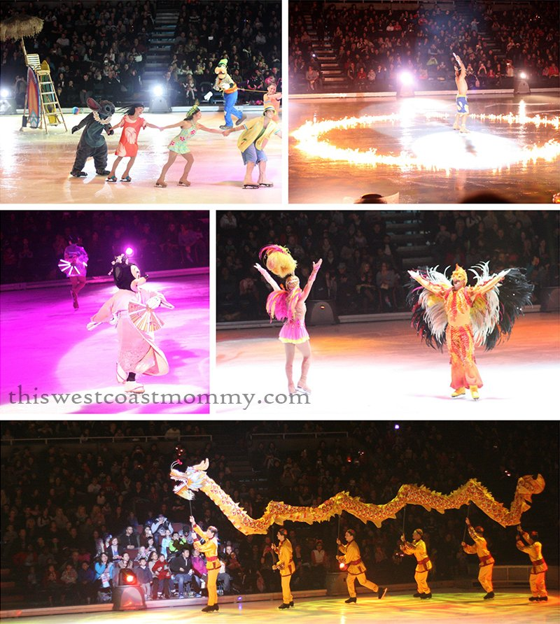 Disney On Ice - Parties Around the World
