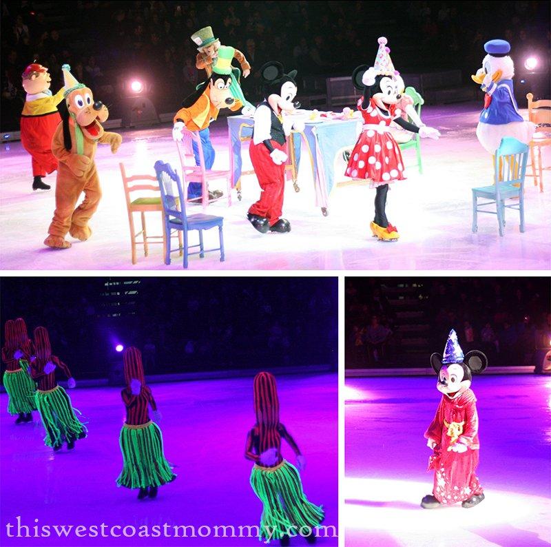 Disney On Ice - Unbirthday & Fantasia