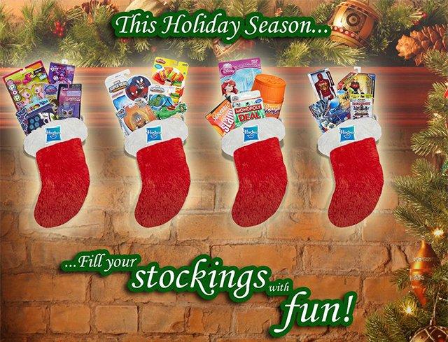 Hasbro stocking stuffers