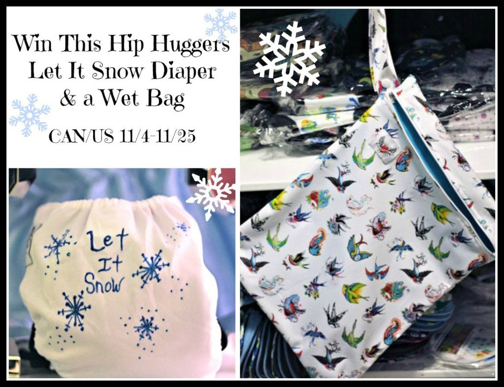 Hip Huggers Let It Snow Giveaway