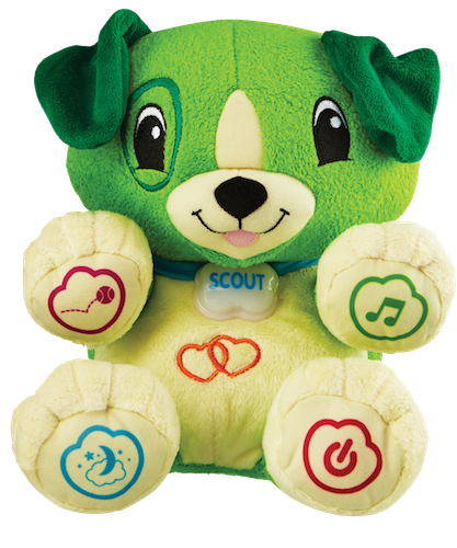 LeapFrog's My Pal Scout