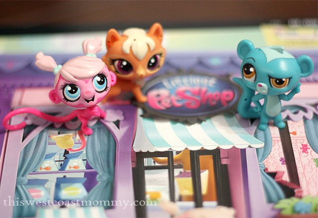 Littlest Pet Shop pets