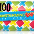 Mastermind gift card