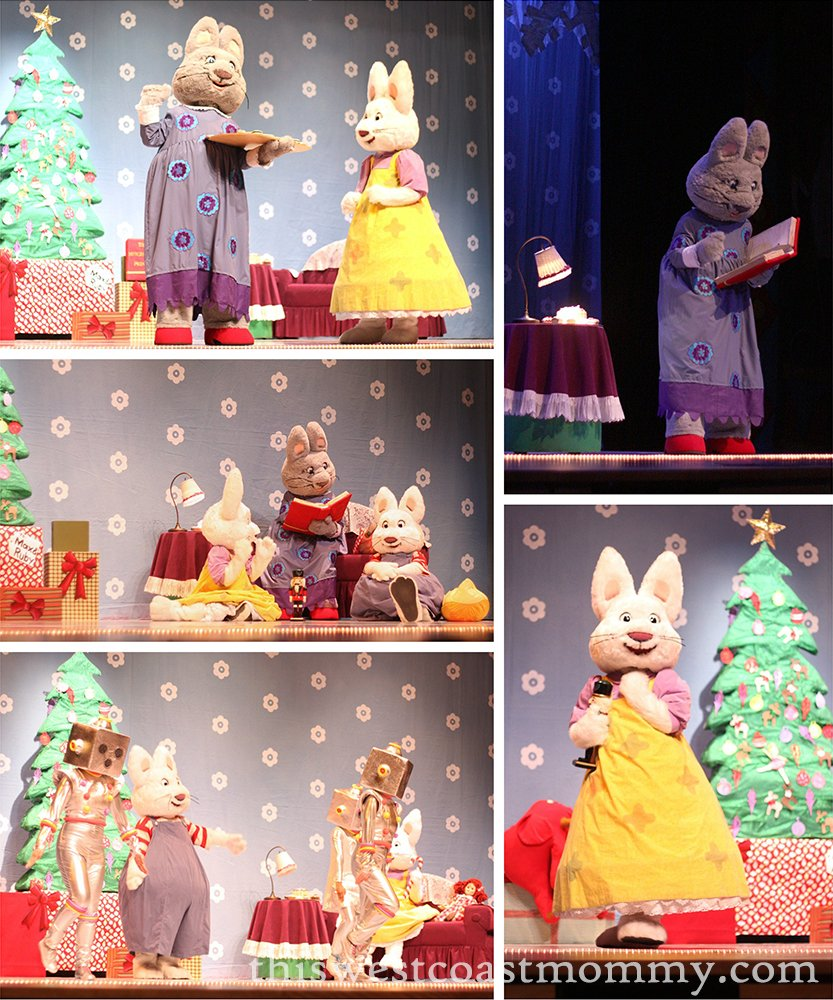 Max and Ruby in the Nutcracker Suite